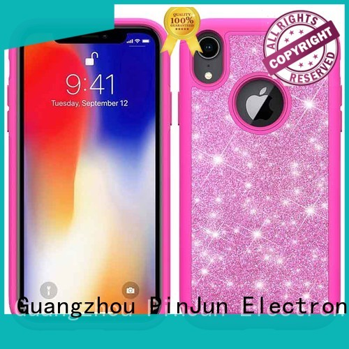 PinJun Electronic airbag bespoke iphone 5s case supplier for mobile phone