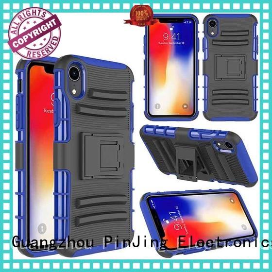 Custom case for mobile phone hybrid for business for shop
