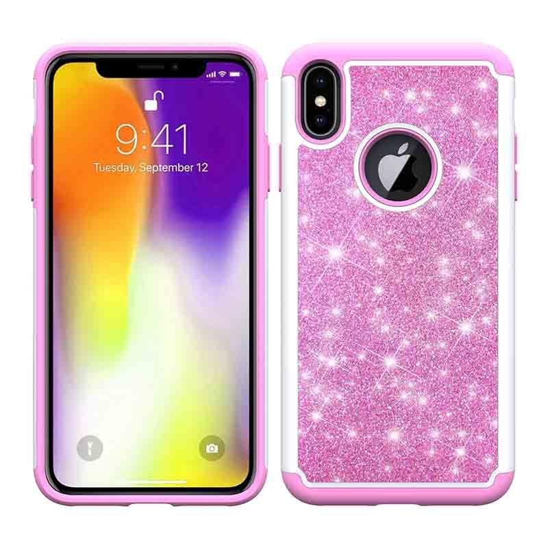PinJin Electronic combo custom iphone xs max case degree for mobile phone-2