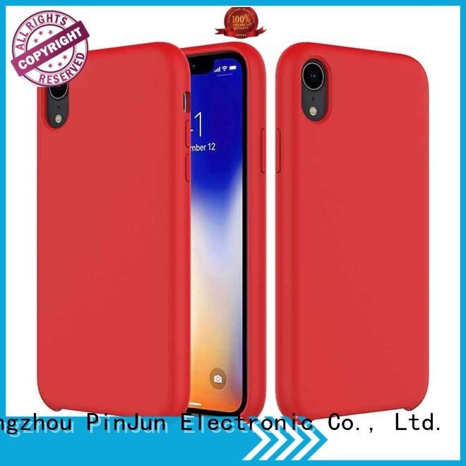 PinJun Electronic environmentally logo phone case belt for phone