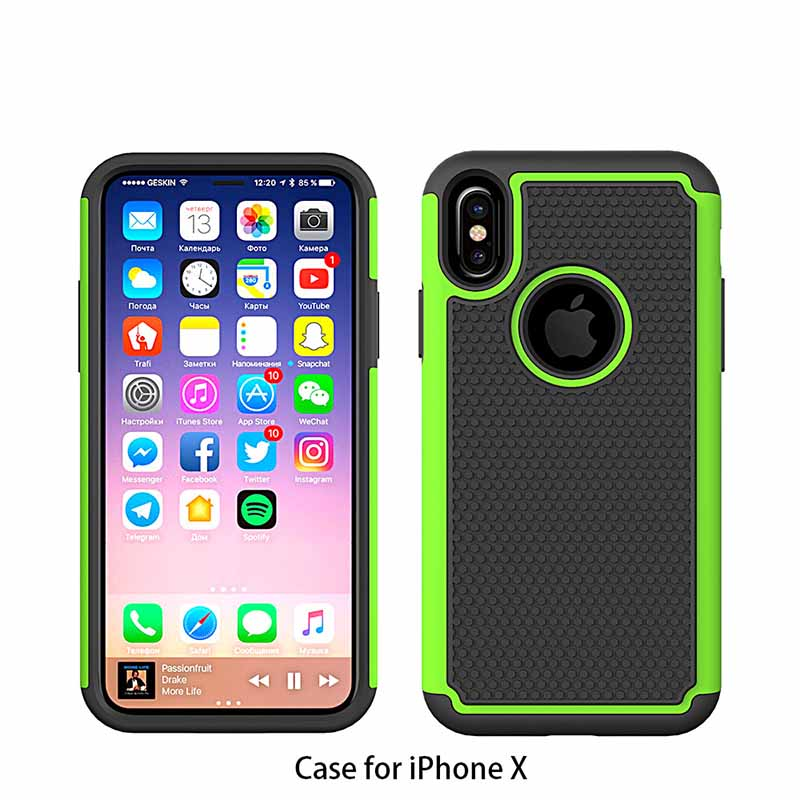 High-quality bespoke mobile phone covers coming manufacturers for iphone-4