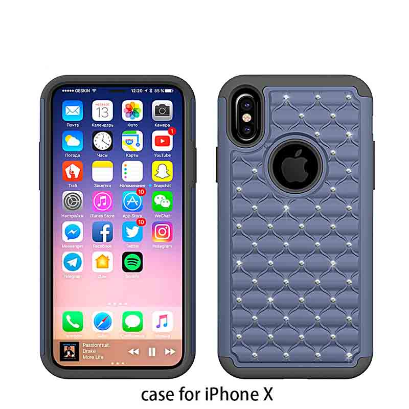 PinJun Electronic-High-quality Mobile Phone Cover Case For iPhone X on PinJun-1