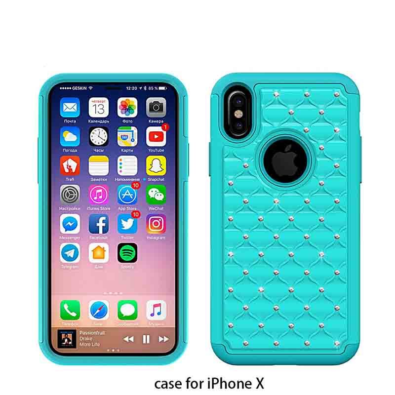 PinJin Electronic airbag bespoke iphone cases manufacturer for mobile phone