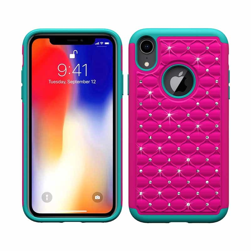 iPhone XS Shockproof Mobile Phone Case GJS12806