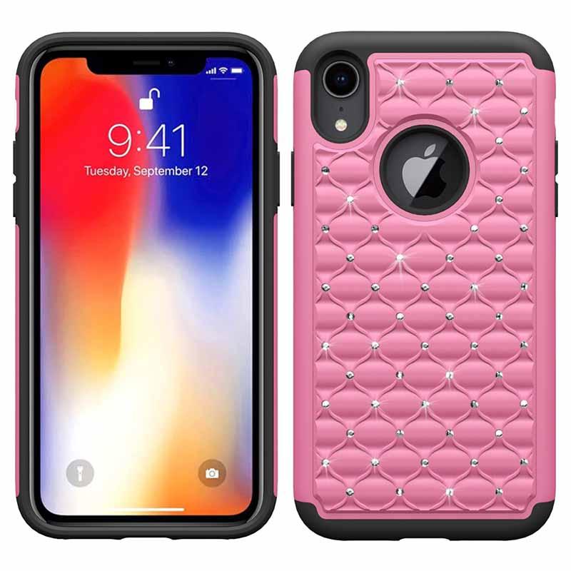 PinJun Electronic-iPhone XS Shockproof Mobile Phone Case GJS12806-1