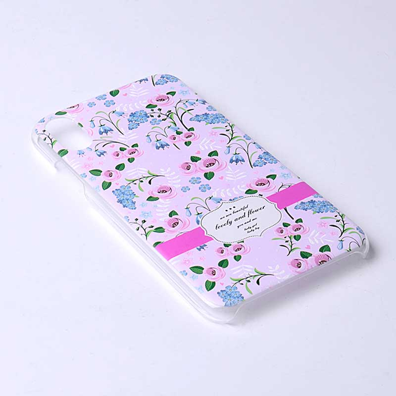 PinJun Electronic-Phone Case Card Holder Embossed Mobile Phone Case