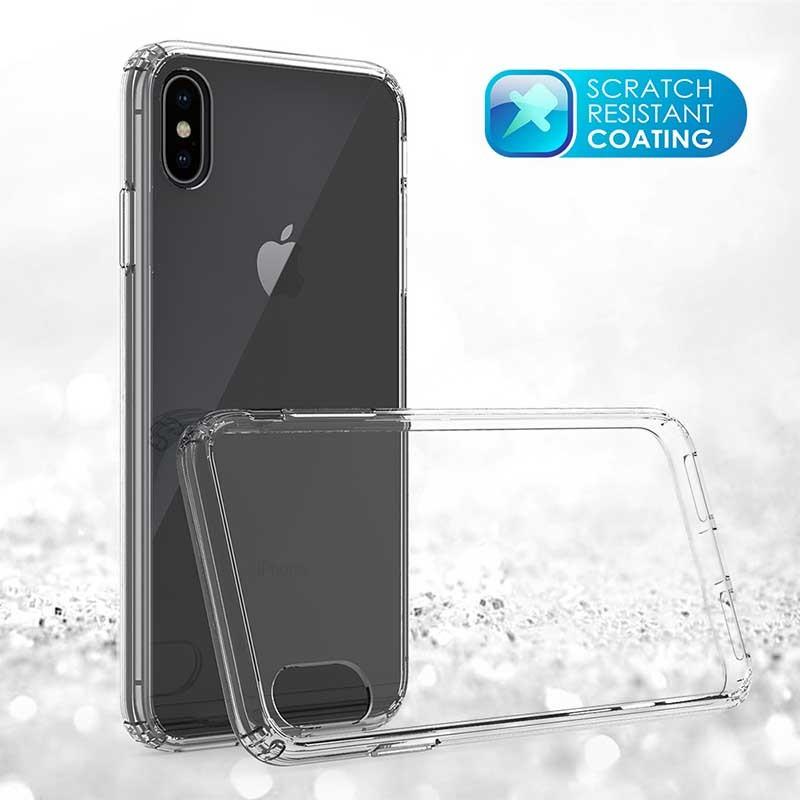 Anti Scratch Smart Phone Case For iPhone XS Max GJH00002