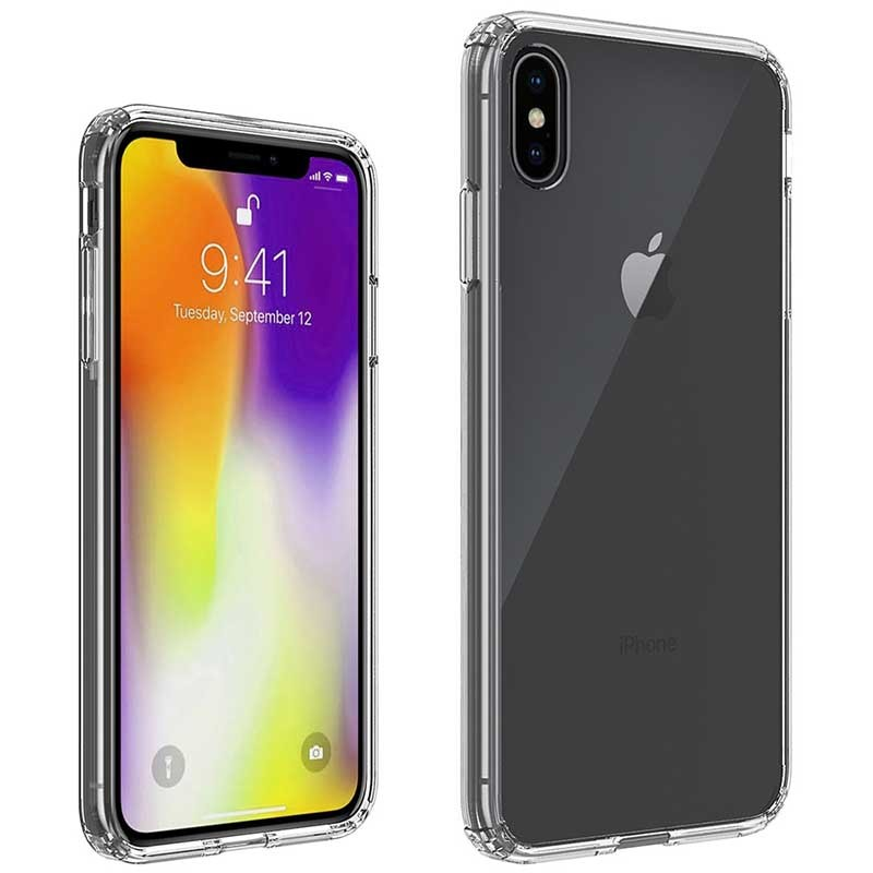 Anti Scratch Smart Phone Case For iPhone XS Max GJH00002