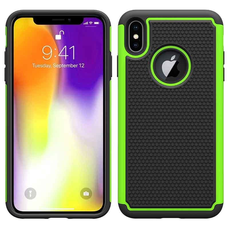 Hard PC Material Phone Case For iPhone XS Max GJH00004