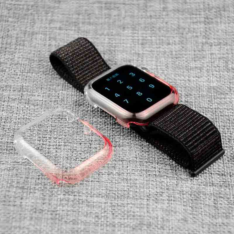 PinJun Electronic-Professional Custom iwatch case Girl Phone Cover-1