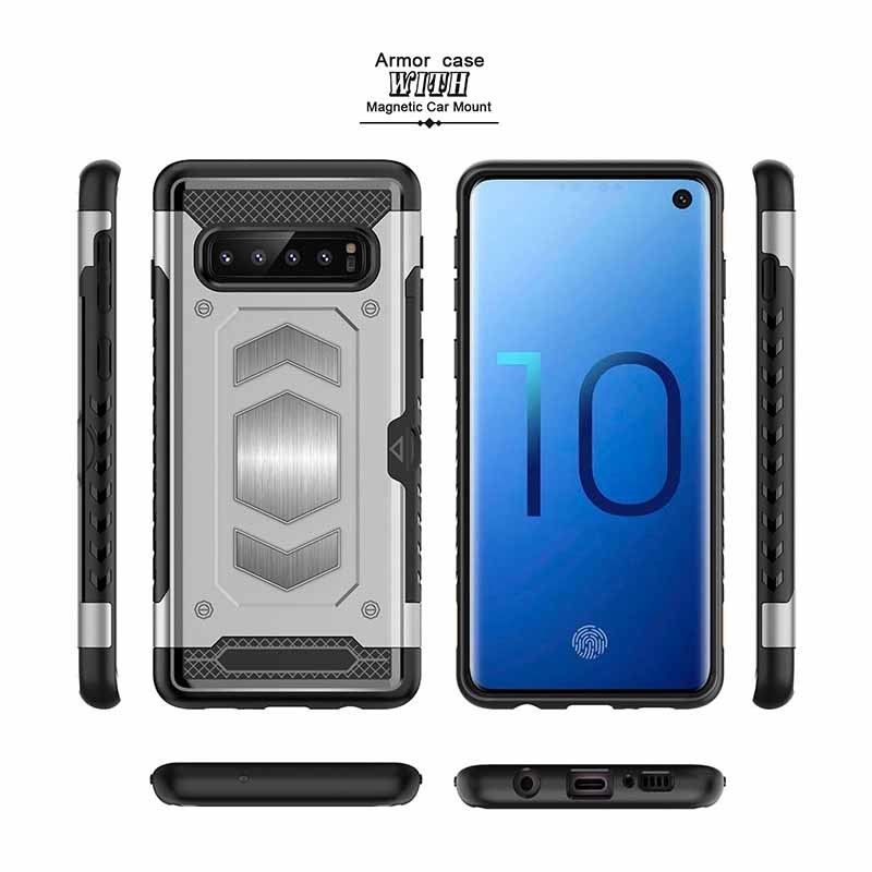 2019 New Design Armor Case For Samsung Galaxy S10 GJZ00005