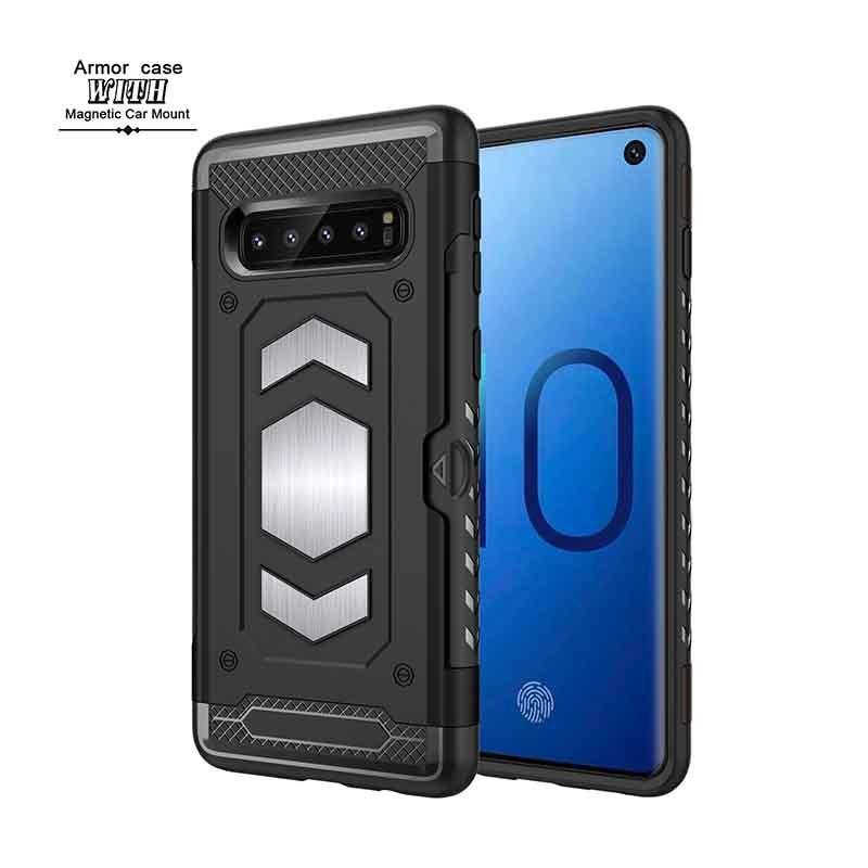 2019 New Design Armor Case For Samsung Galaxy S10 GJZ00005