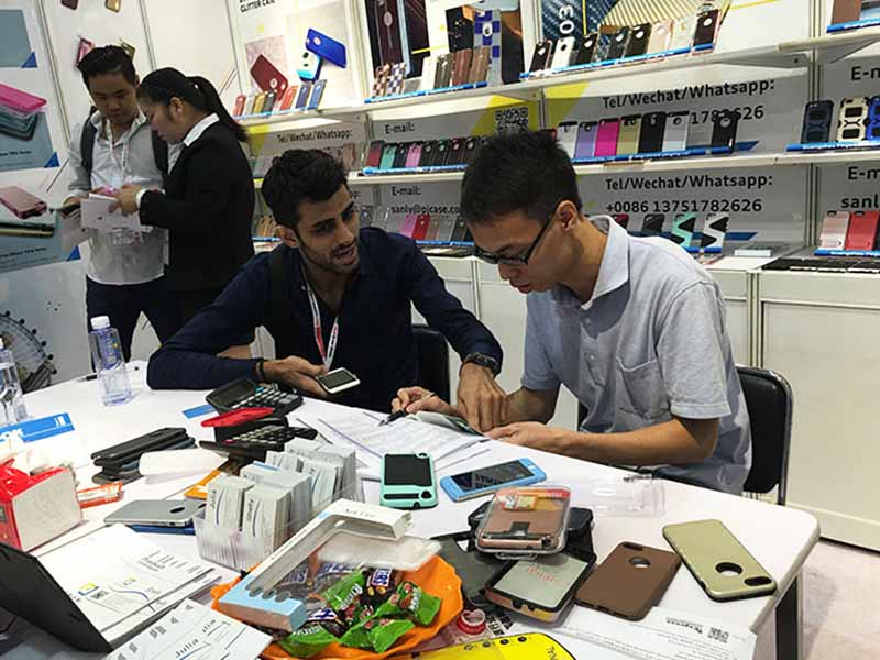 PinJun Electronic-Read 2016 10 Global Sources Mobile Electronics Show News-1