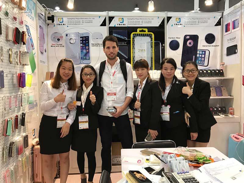 PinJun Electronic-News | 20174 Global Sources Mobile Electronics Show-2