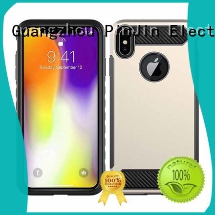 PinJin Electronic rhinestone custom iphone xs max case degree for phone