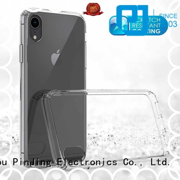 PinJing Electronics Custom phone case for iphone company for shop