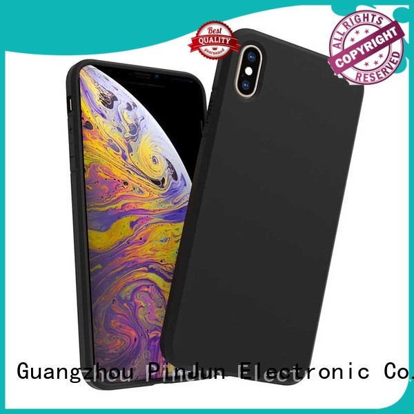 quality magnetic adsorption phone case materials for iphone