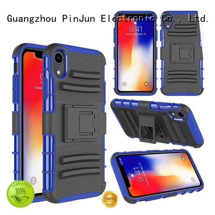 PinJun Electronic material phone case for iphone case indoor