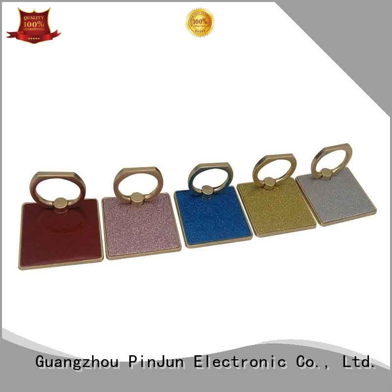 different Finger Ring Holder materials outdoor