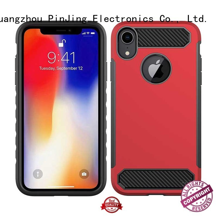 PinJing Electronics Latest bespoke iphone cases factory for phone