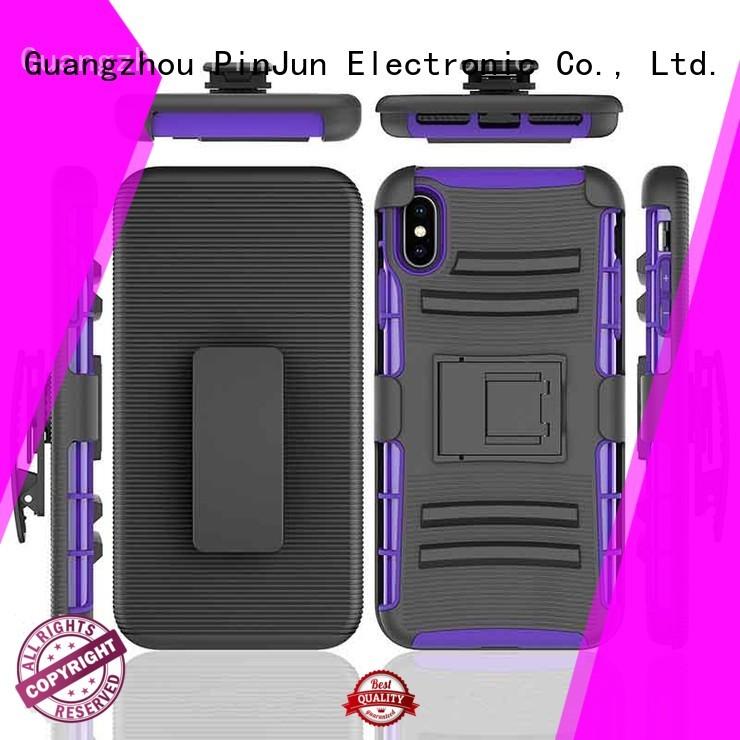 hard Custom phone iphone xs max case rhinestone PinJun Electronic