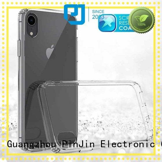 PinJin Electronic coverfor logo phone case manufacturer for mobile phone