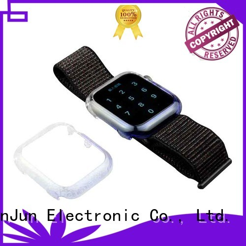 apple watch cover hard transparent Bulk Buy series4 PinJun Electronic