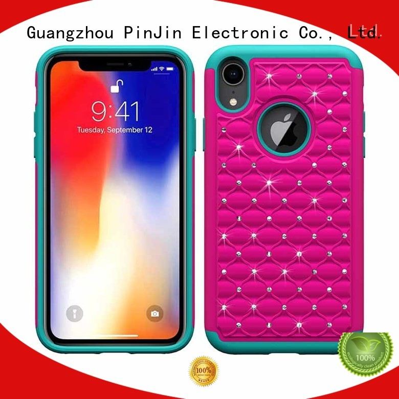PinJin Electronic customized bespoke iphone 7 case wholesale for phone