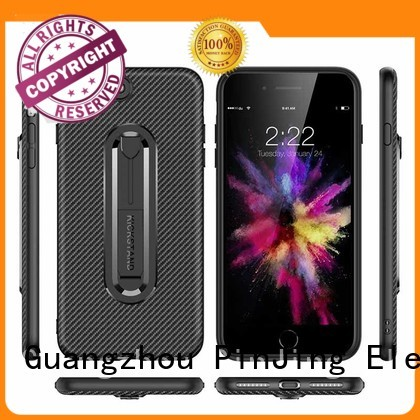 PinJing Electronics fiber magnetic phone case series for mobile phone