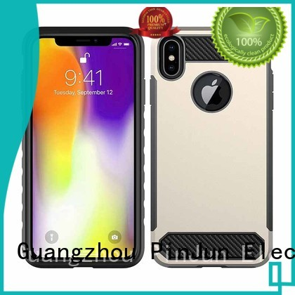 dual iphone xs max cover cover PinJun Electronic company