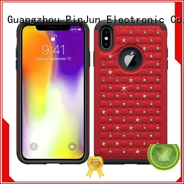 PinJun Electronic online phone case wood airbag phone
