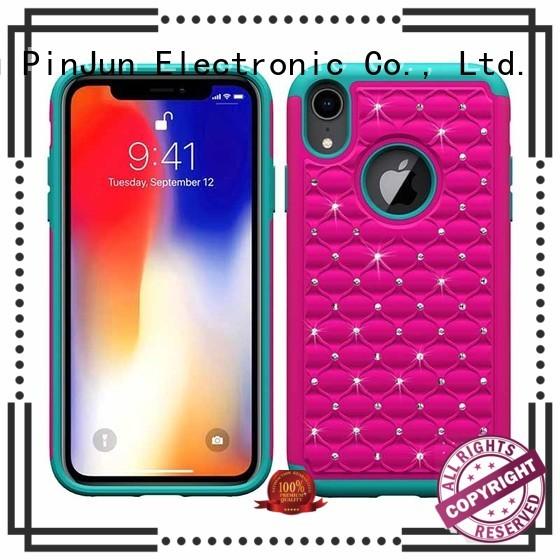 football soft iphone x case xr PinJun Electronic Brand company