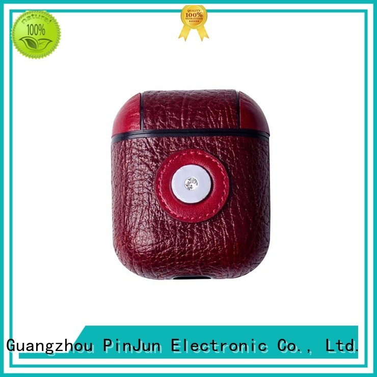 PinJun Electronic embossing accessories for airpods sale indoor