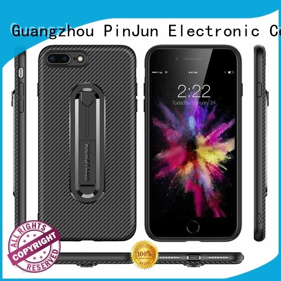 PinJun Electronic various custom leather phone case supplier for shop