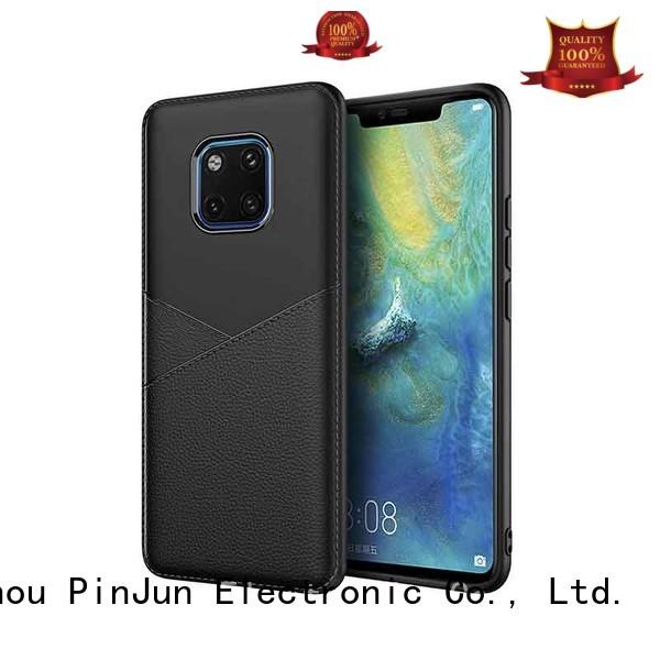 phone case huawei case leather mate PinJun Electronic Brand case for huawei