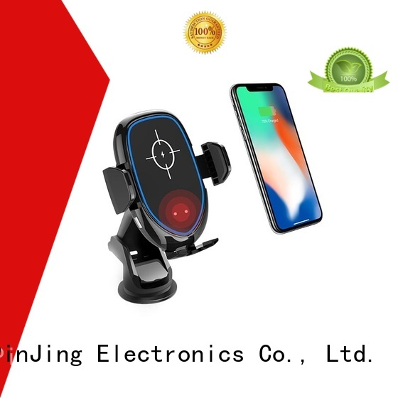 PinJing Electronics Custom magnetic wireless charger factory for phone