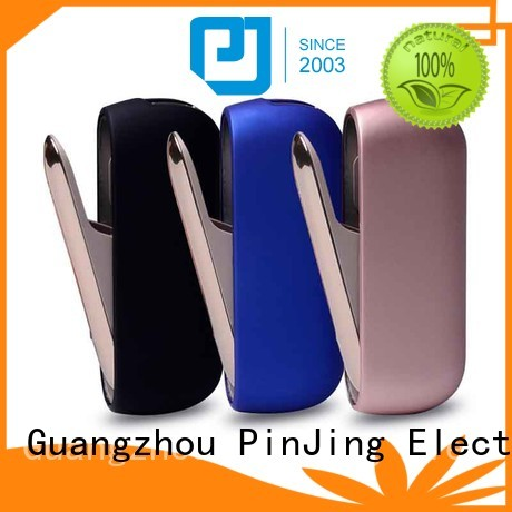PinJing Electronics soft e cigarette case holder wholesale for iphone