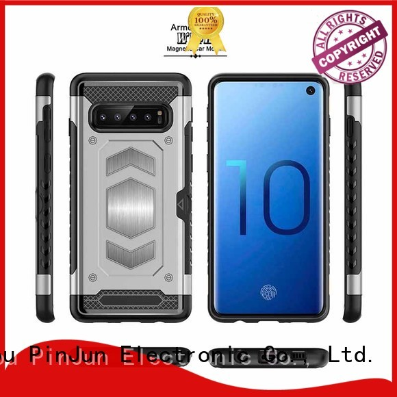sports phone case integrated for iphone PinJun Electronic