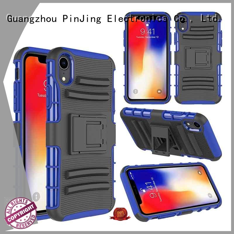 PinJing Electronics useful custom iphone x case series for mobile phone