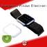For Apple Watch 40 44mm Series4 Transparent Electroplating Hard PC Frame Case