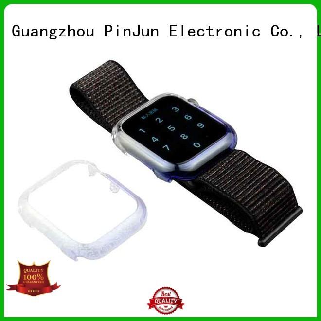 case watch apple watch case transparent PinJun Electronic Brand