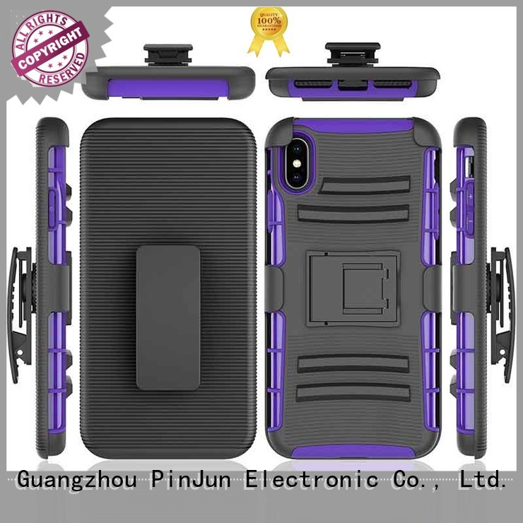 PinJun Electronic different phone case design rotation for iphone
