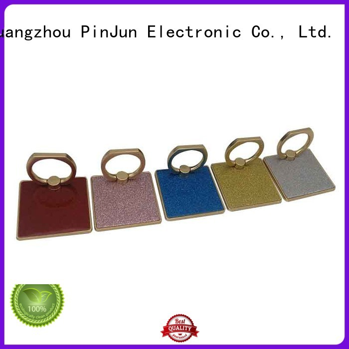 PinJun Electronic tear iphone ring holder materials for mobile phone