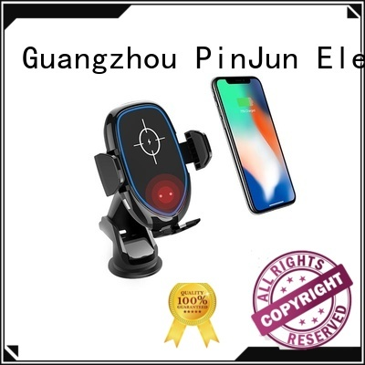 Custom style 10w wireless charger for iphone PinJun Electronic charger