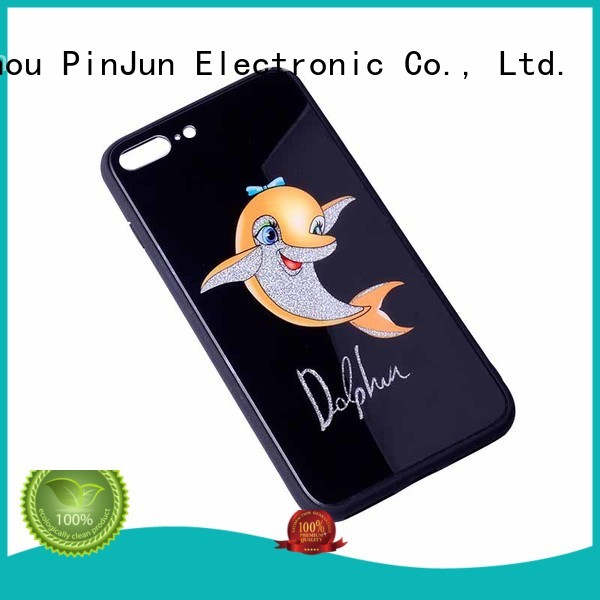 case pc tempered iphone 6 plus case phone PinJun Electronic