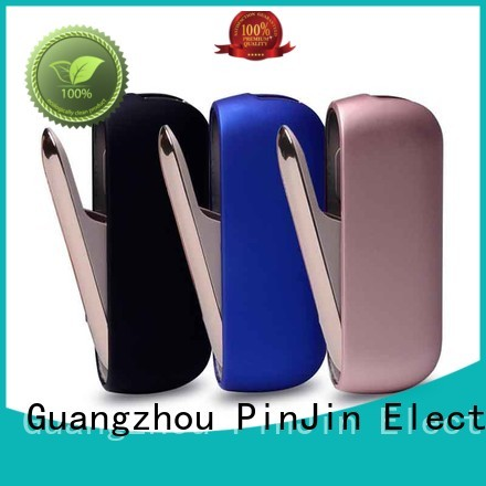 PinJin Electronic transparent e cigarette case holder product for phone