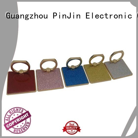 PinJin Electronic convenience phone ring grip zinc for mobile phone