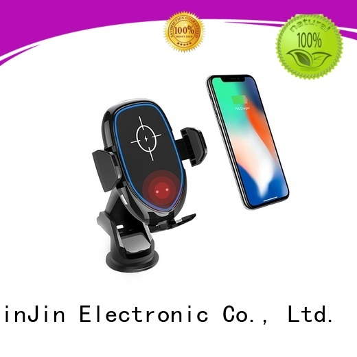 PinJin Electronic speaker wireless charger samsung s7 manufacturer for shop