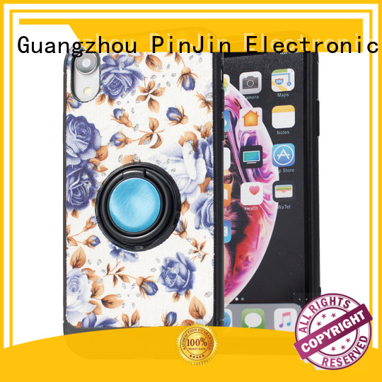 PinJin Electronic release cell phone case card for shop