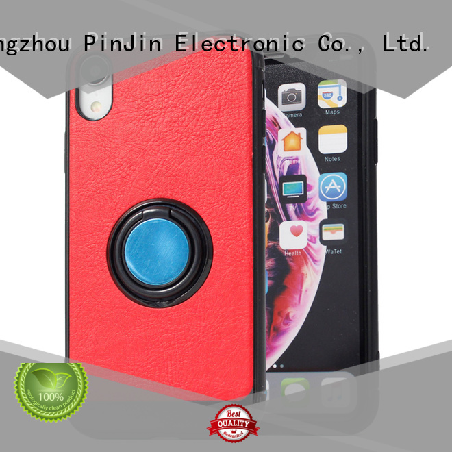PinJin Electronic online cell phone wallet case biodegradable for iphone